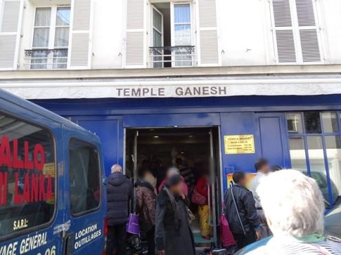 Ganesah templom