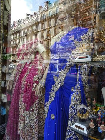 indiai ruhák