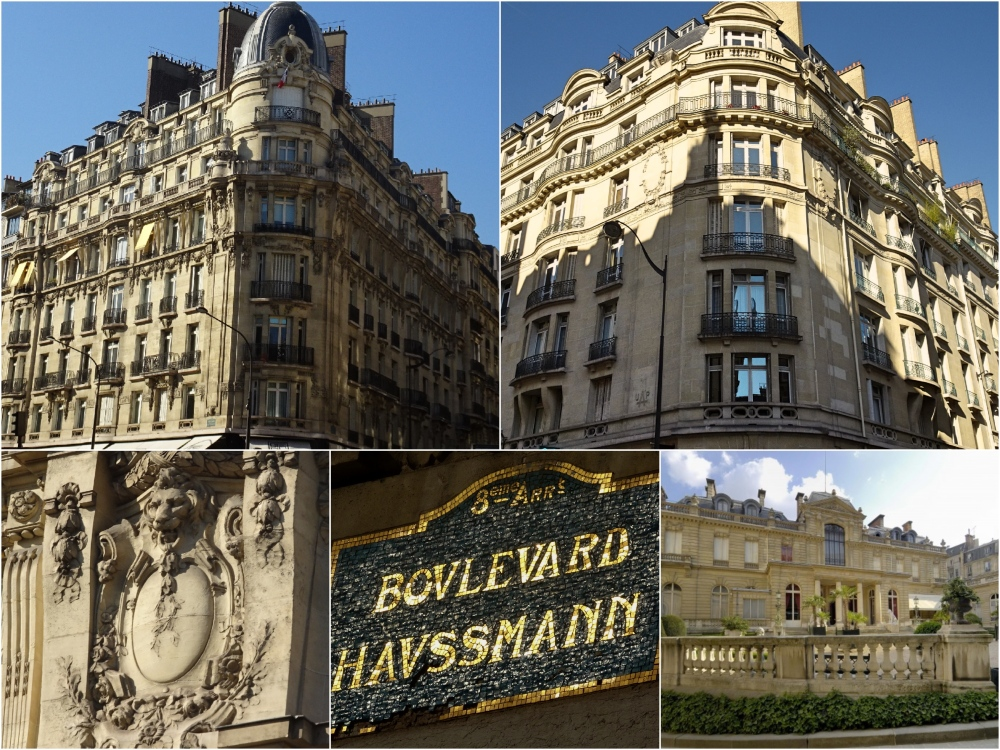 Boulevard Haussmann