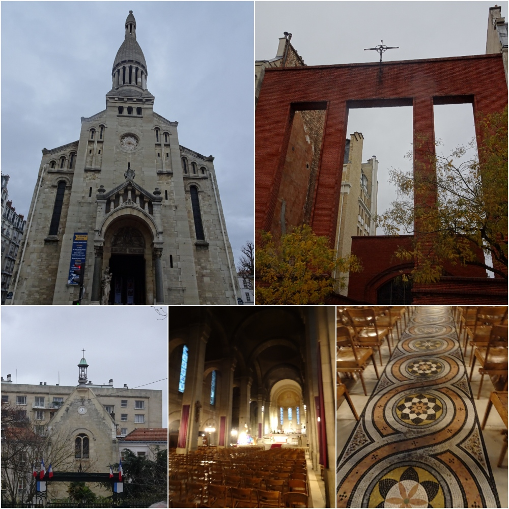Auteuil templom